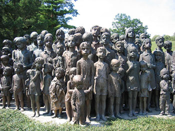Lidice Memorial