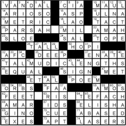Crossword-Measurements-sol