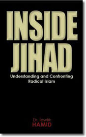 The cover of Dr. Hamid's book