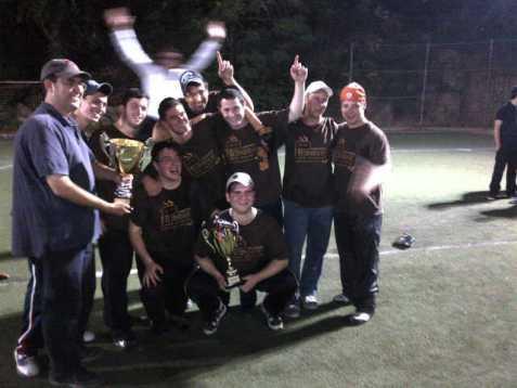 Lakewood - Holyland Series Trophy