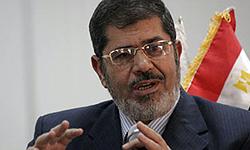 Muslim Brotherhood Presidential candidate Mohammed Mursi