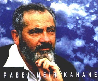 Rabbi Meir Kahane