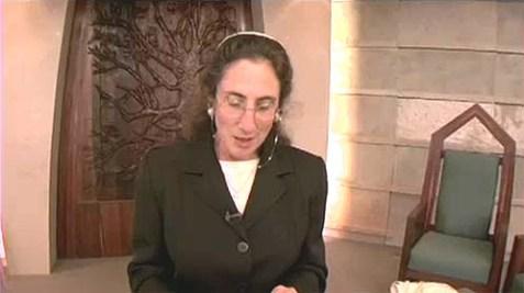 Female Rabbi