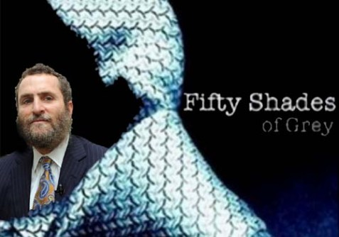 Jewish Tradition and the Secrets of 'Fifty Shades of Grey'