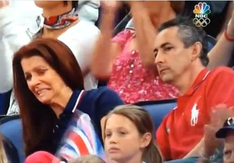 Aly Raisman&#039;s parents reeling over their girl&#039;s performance.