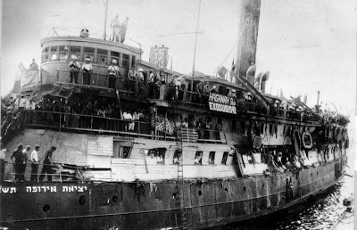 The SS Exodus