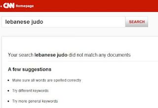 Judo non-story