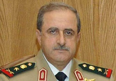 Syria's Late Minister of Defense Gen. Dawood Rajiha