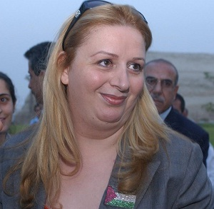 Suha Arafat
