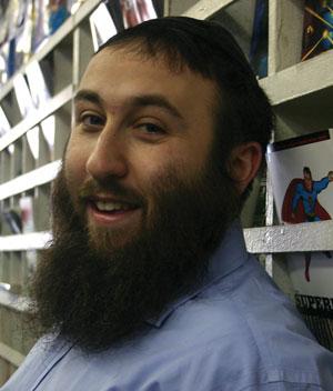 Rabbi Simcha Weinstein
