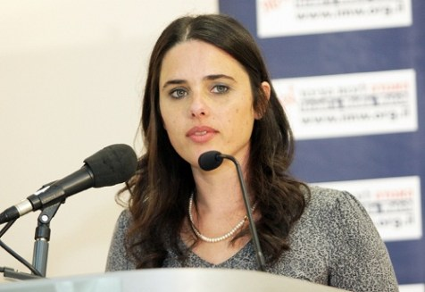 Ayelet Shaked