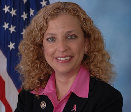 Florida Congresswoman Rep. Debbie Wasserman Schultz.
