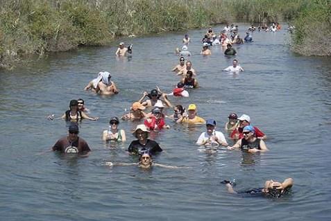 Go Jump in the Jordan River