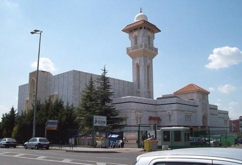 Mosque in Spain