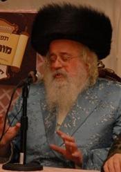 Rabbi Moshe Leib Rabinovich, Munkatcher Rebbe