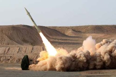 The fourth generation of Iran's Fateh 110 missile has been tested successfully recently.
