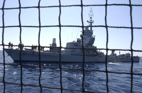 IDF Navy missile boat