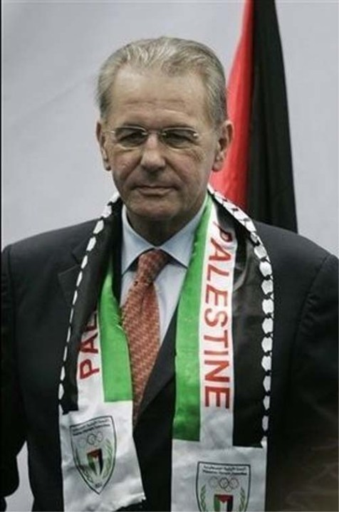 Jacques Rogge: Impartial to a Fault