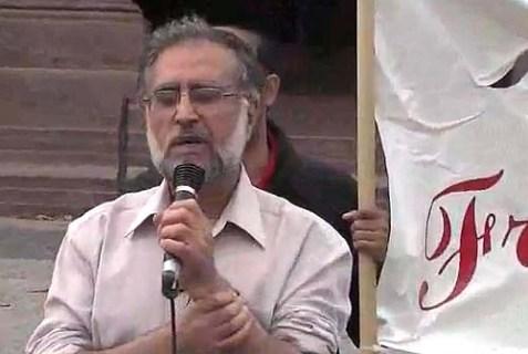 Al-Quds Day Organizer Zafar Bangash