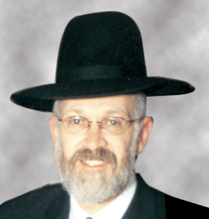 Rabbi Yitzchok Adlerstein