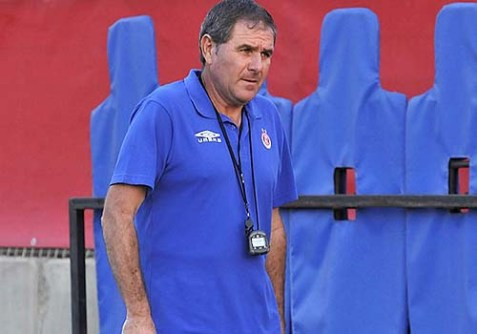 Israeli national soccer team coach Eli Gutman is facing severe security restrictions as is team prepares to play Azerbaijan Friday night.