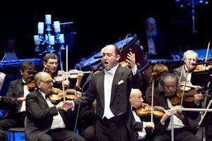 Hershtik at the Tel Aviv Opera House in 2011.