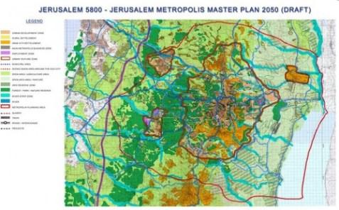 Jerusalem Master Plan