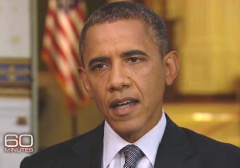 Obama 60 Min