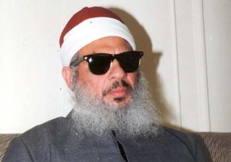 'Blind Sheikh' Omar Abdel-Rahman