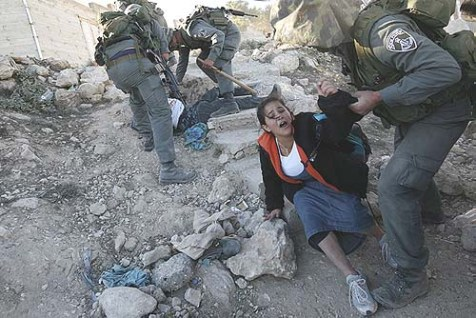 Israeli security forces on December 4, 2008 forcibly evicted some 250 Jews from Beit HaShalom in Hebron. Now the court ruled in favor of the residents who've been kept out for four years.