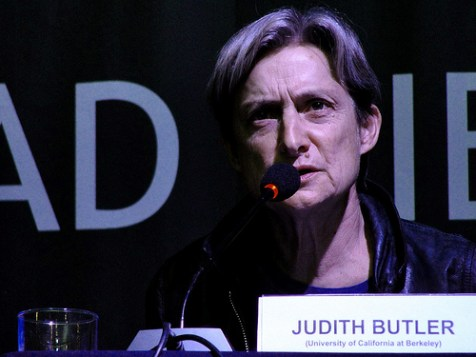Post-Structuralist philosopher Judith Butler.