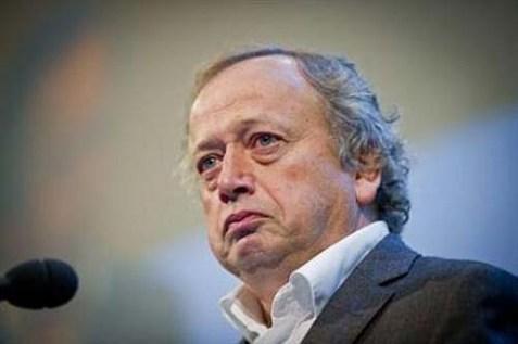 Dutch Agriculture Minister Henk Bleker
