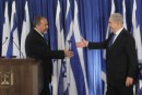 Lieberman and Netanyahu