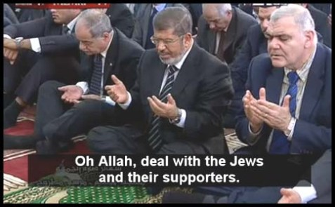 Morsi Updated Prayer