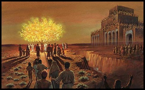 Nephi built a temple