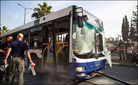 Bus bombing Tel Aviv2