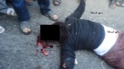 (Archive 2012) An alleged collaborator murdered by Hamas.