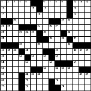 Crossword-Anti-Semites