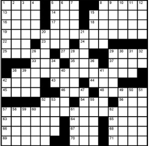 Crossword-Chofetz-Chaim