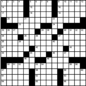 Crossword-Judges