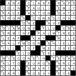 Crossword-Symbols-sol