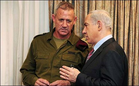 How do Prime Minister Benjamin Netanyahu and IDF Chief of Staff Lt.-Gen. Benny Gantz not choke on their lies?