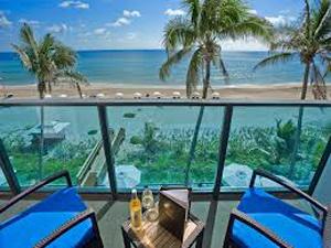 Omphoy's ocean terrace view