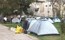 Hebron Tent City on Shabbat Chaye Sarah