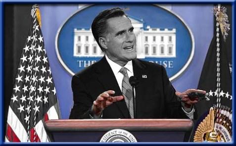 President Mitt Romney