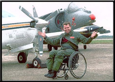 Wheelchair pilot