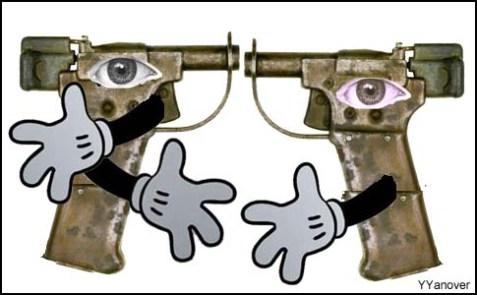 2 gun solution