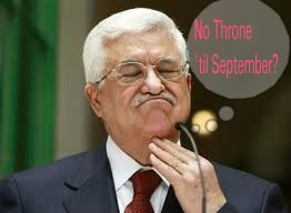 Abbas is once again without a prime minister, days before John Kerry is set to arrive in Israel
