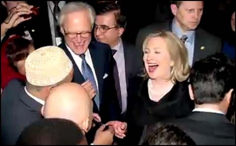 Hillary Infectious Laughter