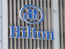New York Hilton (2010), photograph by Margaret Olin